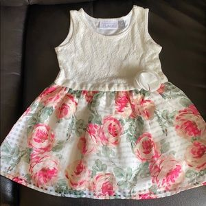 Dress toddler girl 2T formal great condition
